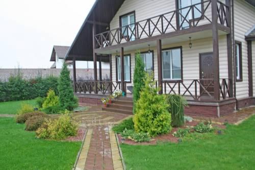 Озеленение двора в частном доме своими руками